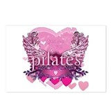 Peace Love Pilates by Svelte. Postcards (Package o