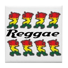 Reggae Tile Coaster