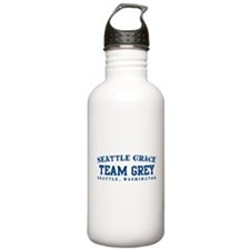Team Grey - Seattle Grace Water Bottle