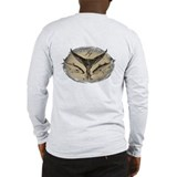 Cape Cod Bay Fish Long Sleeve T-Shirt