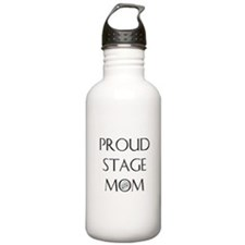 Proud Stage Mom Water Bottle