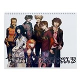 Mortal instruments Wall Calendars