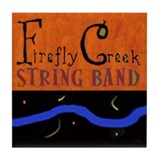Firefly Creek Tile Coaster