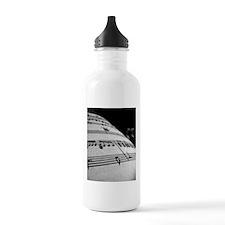 Sheet Music Water Bottle