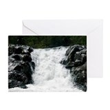 Rios de Mexico Greeting Card