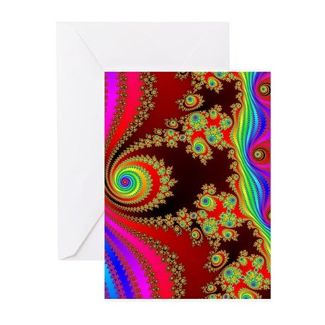The Edge of Chaos - Greeting Cards (Pk of 10)