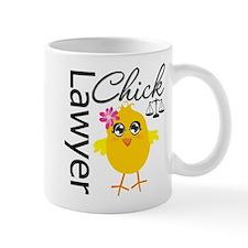 Lawyer Chick Mug
