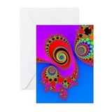 Spiral and Vortices - Greeting Cards (Pk of 20)