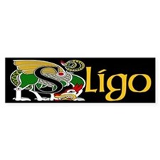 County Sligo Bumper Bumper Sticker