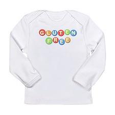 Gluten Free Long Sleeve Infant T-Shirt