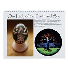Earth & Sky Wall Calendar (v. 4)