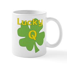 Lucky Q Mug