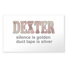 Cute Dexter Decal
