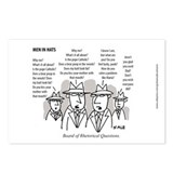 Cute Rhetoric Postcards (Package of 8)