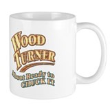 """Wood Turner"" Coffee Mug"