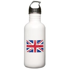 British Flag Water Bottle