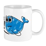 Beached Bro Small Mug