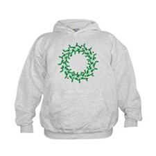 High Heel Shoe Holiday Tree Hoodie