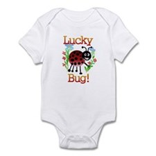 Lucky Bug Infant Creeper