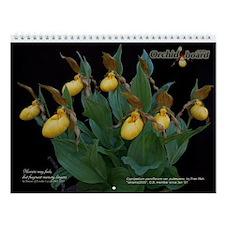 Orchid Board Wall Calendar (2011 Contest Photos)