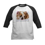 English Bulldog Puppy Tee