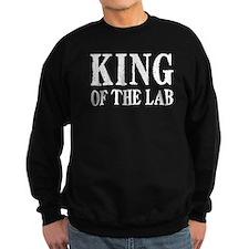King of the Lab Sweatshirt