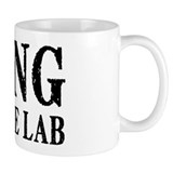 King of the Lab  Tasse