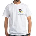 OES Taurus White T-Shirt