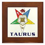 OES Taurus Framed Tile