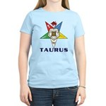 OES Taurus Sign Women's Light T-Shirt