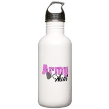Army Aunt Water Bottle