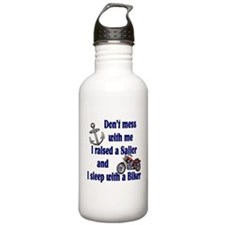 Raised a Sailor Sleep with a Water Bottle