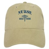 Med Surg Nurse Baseball Cap