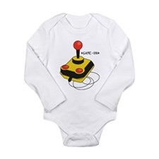 Game On Long Sleeve Infant Bodysuit