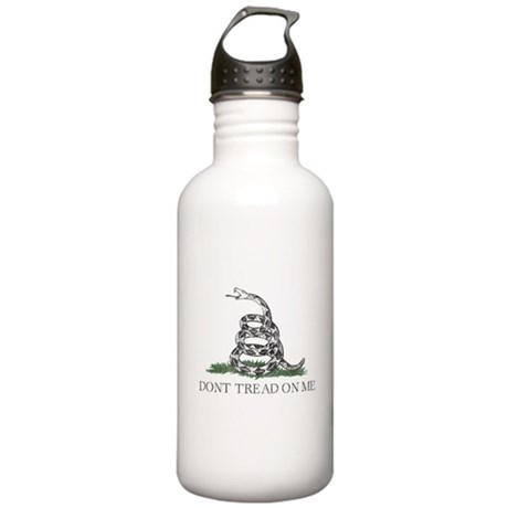 Don't Tread On Me Stainless Water Bottle 1 Liter