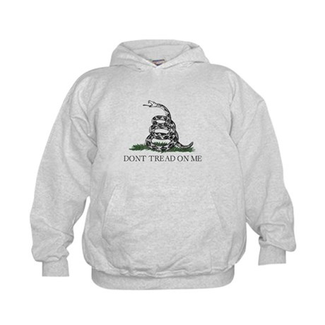 Don't Tread On Me Kids Hoodie