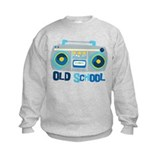 Old School Boombox Sweatshirt