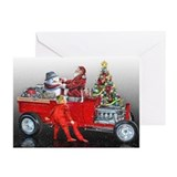 Rat Rod Studios Christmas Cards 5(Pk of 10)