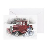 Rat Rod Studios Christmas Cards 7(Pk of 10)