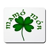 Great-Grandma (4 Leaf Clover) Mousepad