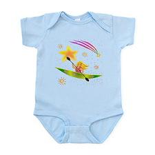 Star Kayaker Infant Bodysuit