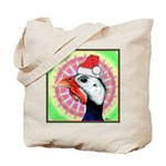 Have a Very Guinea Christmas! Tote Bag