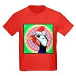 Have a Very Guinea Christmas! Kids Dark T-Shirt