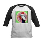 Have a Very Guinea Christmas! Kids Baseball Jersey