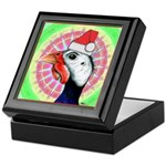 Have a Very Guinea Christmas! Keepsake Box