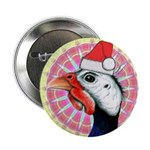 "Have a Very Guinea Christmas! 2.25"" Button"
