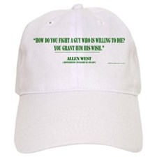 Allen West Wish Baseball Cap
