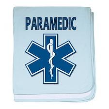 Paramedic EMS baby blanket