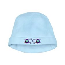 Jewish Star Of David baby hat