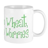 No Wheat No Worries Small Mug
